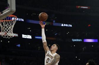 Lakers ride Kuzma's hot 3rd to beat Kings 111-106