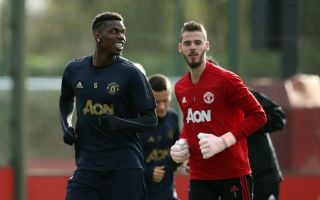 Manchester United star tells international team-mates about interest in Real Madrid transfer