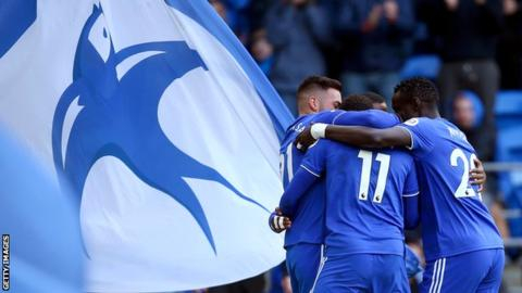 Cardiff 2-0 West Ham: Gritty Bluebirds beat Hammers