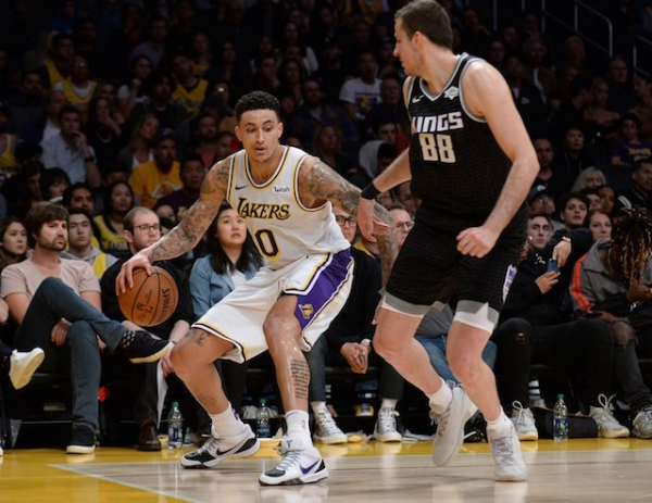 Lakers News: Kyle Kuzma Focused On Remaining True To Self Through Season That's Tested Him 'Physically And Mentally'