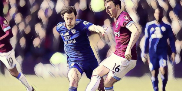 Arter says Cardiff 'outworked' West Ham in crucial win