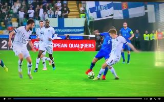 Video: Marco Verratti's outrageous piece of skill during Italy game