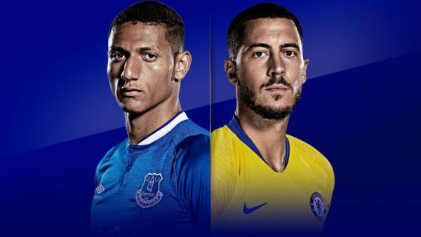 Sky Live: Everton vs Chelsea