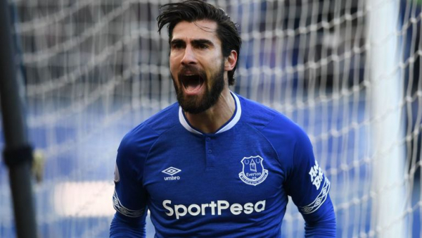Gomes 'very happy' with his Everton loan