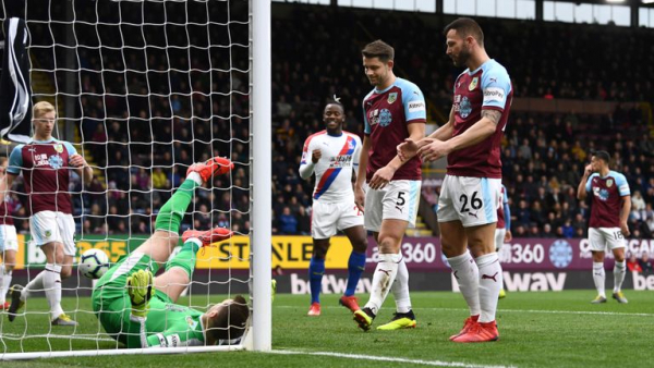 Dyche: Burnley mentality is right