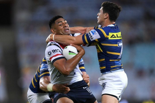 Roosters conquer Eels, Raiders celebrate win over Knights