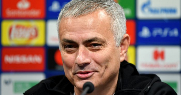 Jose picks clubs he wants Man Utd, Liverpool to face in CL