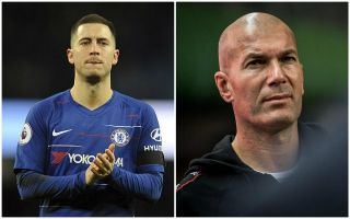 Zidane prepared to make major sacrifice to complete Hazard transfer from Chelsea