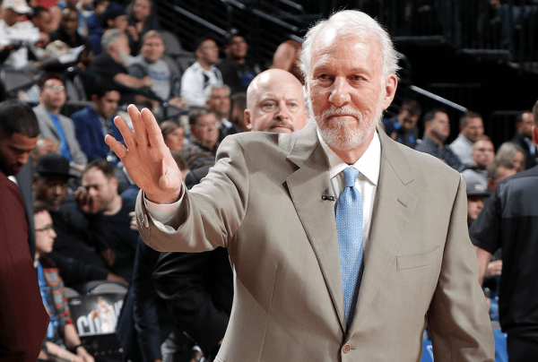 Post Up: Gregg Popovich Clinches 22nd Straight Winning Season, Spurs Down Warriors