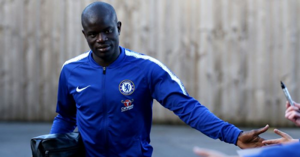 Kante rules out Real move as he still has Chelsea 'aims'