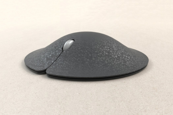 The Manta Mouse is a mouse and mousepad all-in-one!