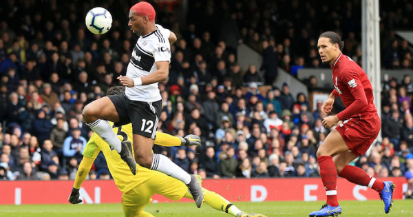 Van Dijk 'not giving excuses' after bad mistake for Fulham goal