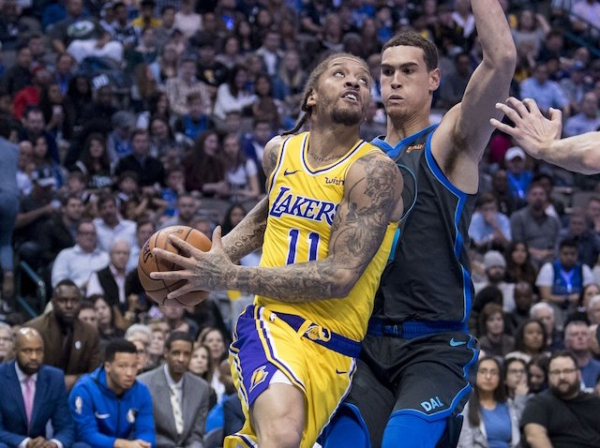 Lakers Rumors: Signing Michael Beasley Was Considered Replacement For Brook Lopez's Skill Set