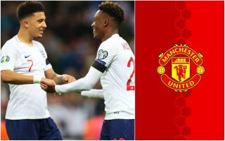 Manager gets involved with advice to England star over Manchester United transfer
