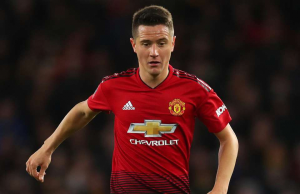Arsenal have 'registered their interest' in signing Ander Herrera for free this summer