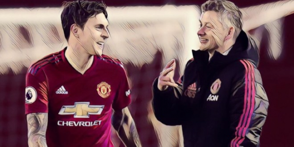 Lindelof 'pleased' if Manchester United appoint 'amazing' Solskjaer permanently