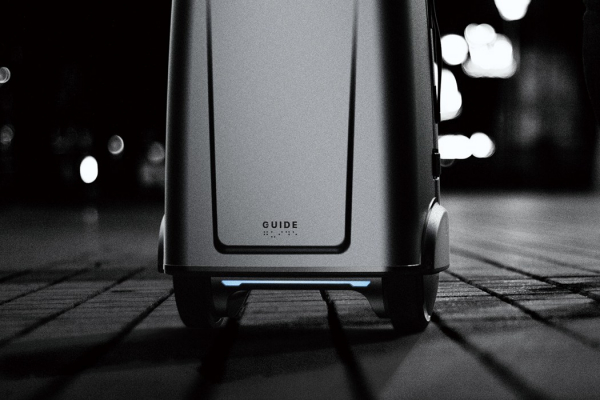 A Suitcase for The Visually Impaired