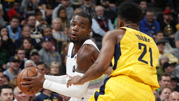 Watch Paul Millsap's game-winning floater that lifts Nuggets over Pacers