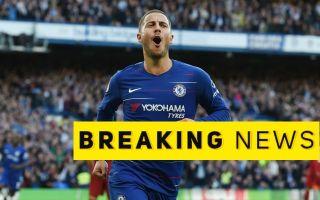 Bid prepared: Real Madrid in London to open Eden Hazard transfer talks with Chelsea