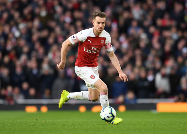 Arsenal hopeful Aaron Ramsey will shake off thigh problem in time for Newcastle clash