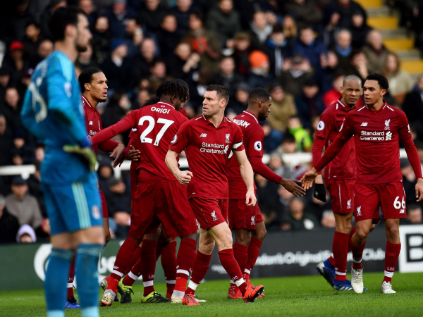 Fulham vs Liverpool: A team for all seasons, Jurgen Klopps men show their fighting spirit to sink Cottagers