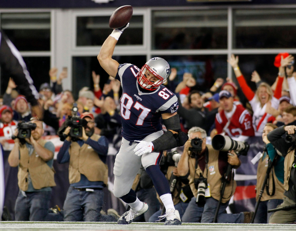 Opinion: Patriots Rob Gronkowski retires as greatest tight end in NFL history