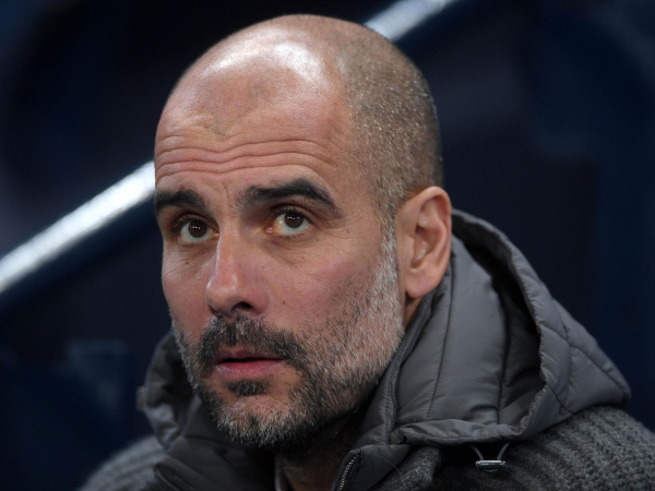 Manchester City manager Pep Guardiola confident squad can cope with potential Fifa transfer ban
