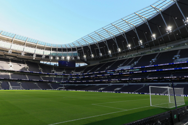 New Tottenham stadium: First game confirmed as Spurs vs Crystal Palace on April 3