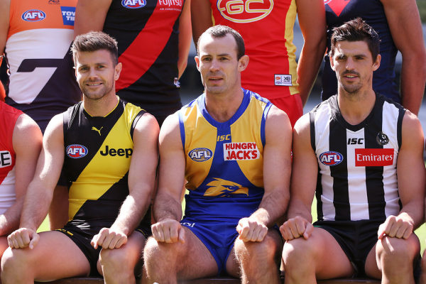 If I was AFL CEO: The captains give Gill some advice