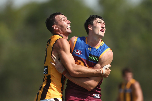 Final teams: Melbourne v Brisbane