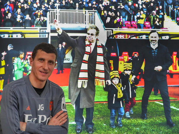 Watford vs Crystal Palace: We have values other clubs dont have. We are a family. We have solidarity - the Javi Gracia interview