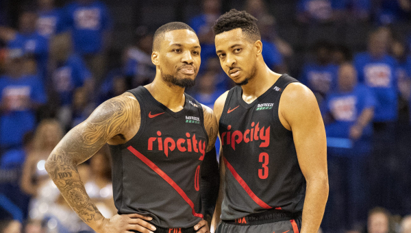 Damain Lillard outduels Russell Westbrook again, Blazers go up 3-1