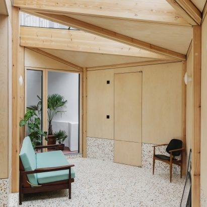 IF_DO creates geometric extension to east London flat