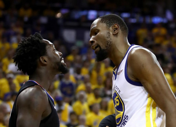 Steve Kerr: Kevin Durant 'Took the Bait' from Patrick Beverley