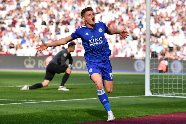 West Ham 2 Leicester 2: Harvey Barnes snatches late point as Foxes twice come from behind