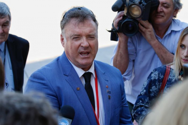 Former One Nation MP Rod Culleton's Senate election bid referred to police
