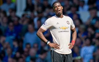 What Paul Pogba said after Man Utd's heavy defeat to Everton
