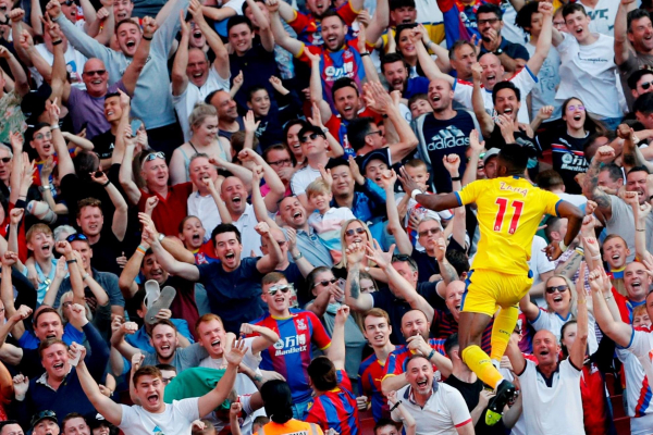Crystal Palace players understand why Wilfried Zaha wants to leave