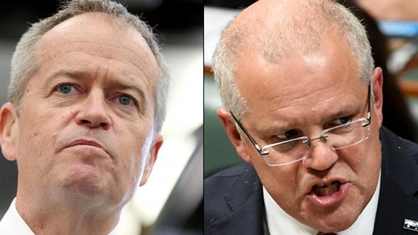 The West Australian's leaders' debate: Scott Morrison and Bill Shorten go head to head in Perth