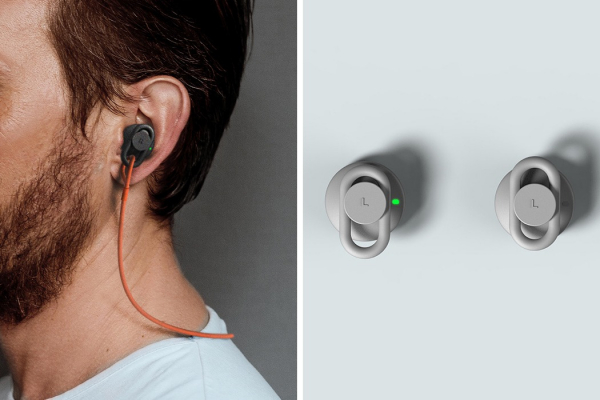 With its adjustable ring position, losing an earphone is a thing of the past!