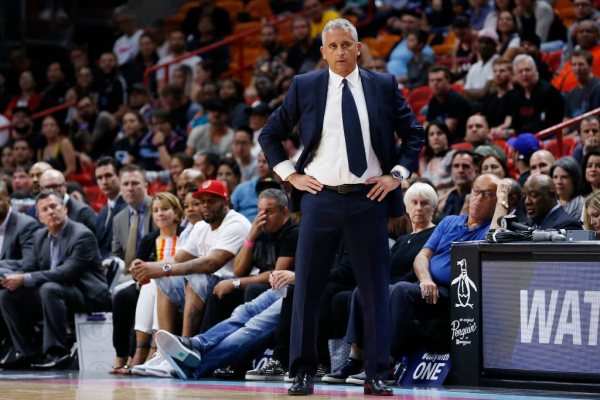 Phoenix Suns Fire Head Coach Igor Kokoskov After 1 Season