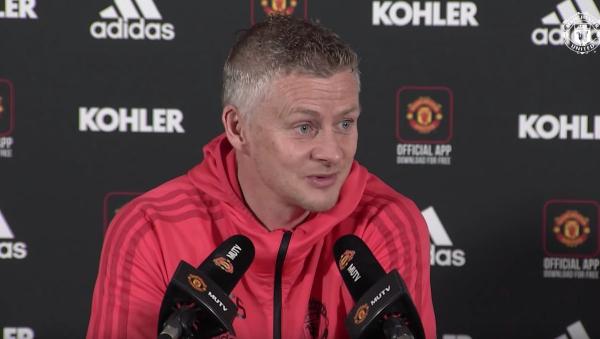 Ole Gunnar Solskjaer sets challenge for Man United players
