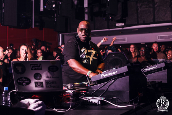 Carl Cox bringing techno concept Pure to NYC