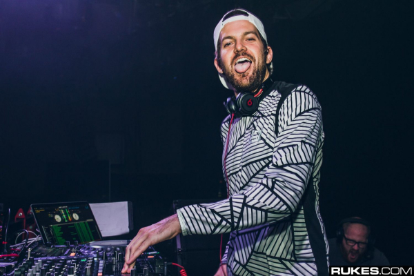 STREAM NOW: Get down with Dillon Francis, live from Coachella weekend one