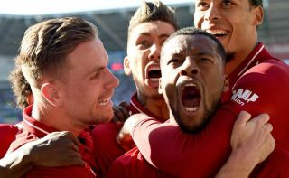 How half-time chat helped Liverpool outsmart Cardiff on opening goal by Georginio Wijnaldum