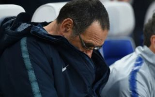 Chelsea report Burnley over insults aimed at Maurizio Sarri