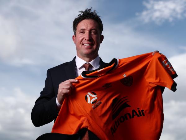 Liverpool legend Robbie Fowler appointed Brisbane Roar head coach