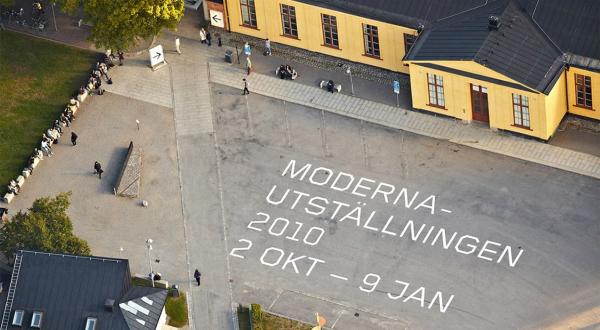 Moderna Museet Branding