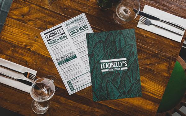 Leadbelly's