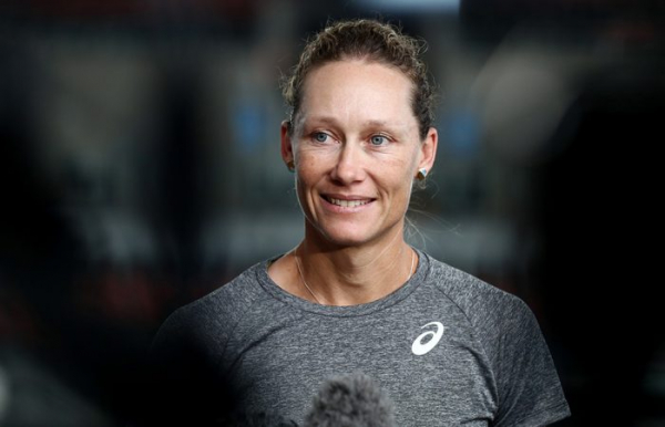 Stosur: Fed Cup can bring out the best in me